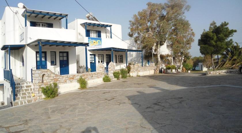 Free Sun Rooms And Apartments, Room, Logaras, Ios, 84400, Greece