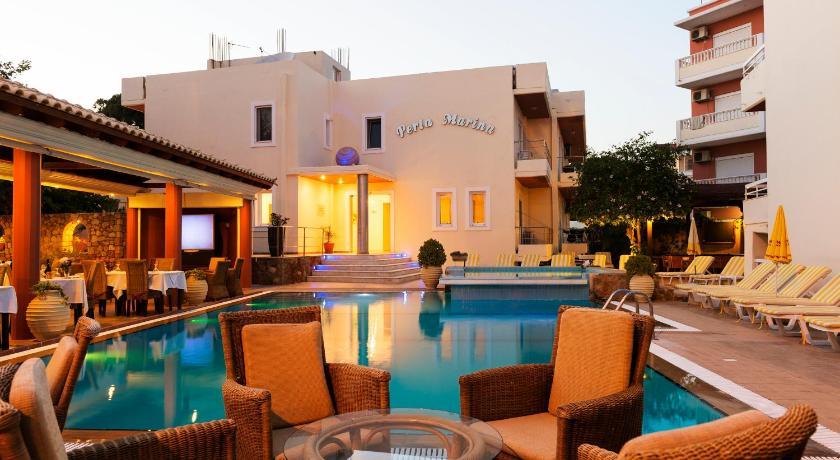 Perla Marina, Hotel, Leoforos Iraklidon 33, Rhodes, 85101, Greece