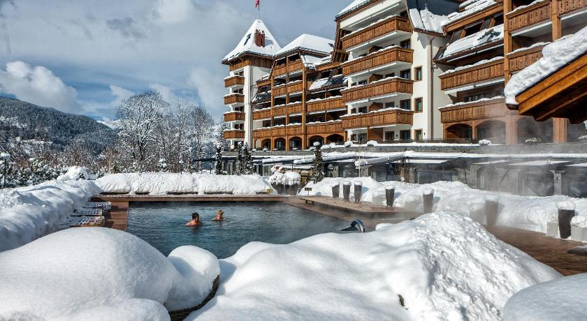 H tels gstaad derni re minute for Hotel reservation derniere minute