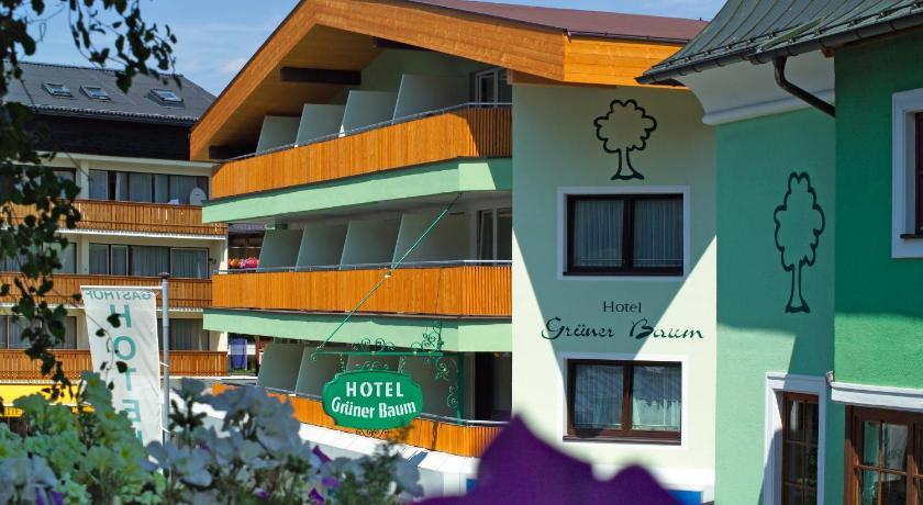 Hotel Grüner Baum (Zell am See)