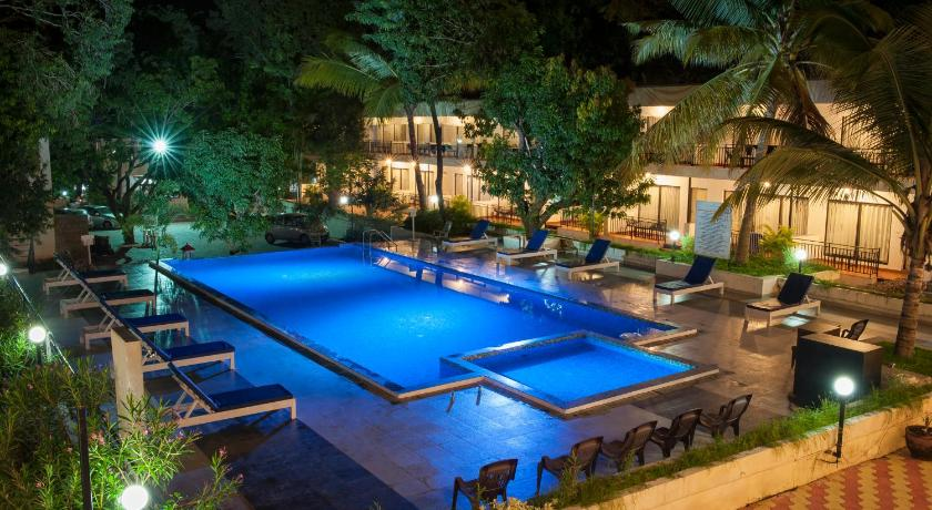 Resort Le Pearl Goa Anjuna India