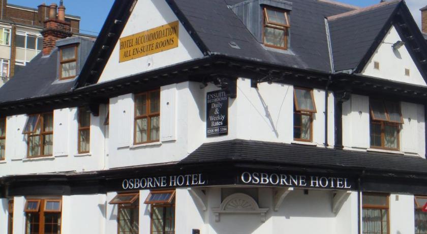 London Escorts Near Osborne Hotel