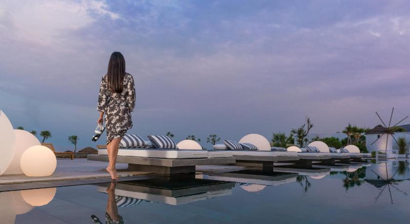 Mediterranean Beach Palace Hotel, Hotel, Agia Paraskevi, Santorini, 84700, Greece