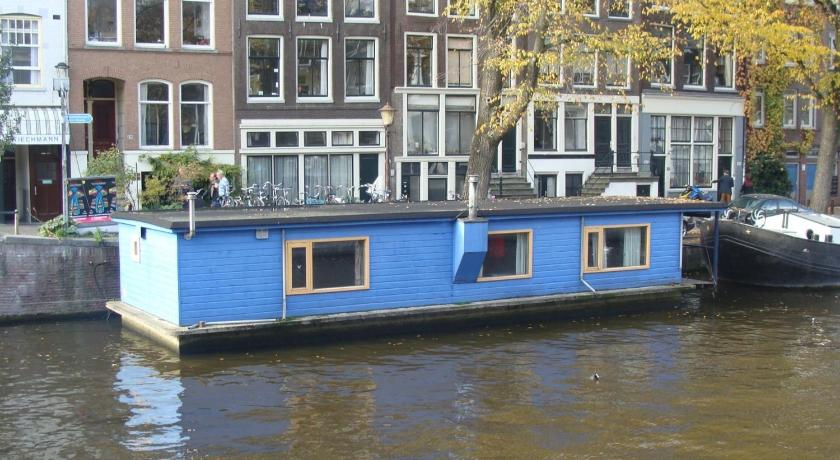 The Blue Houseboat (Amsterdam)