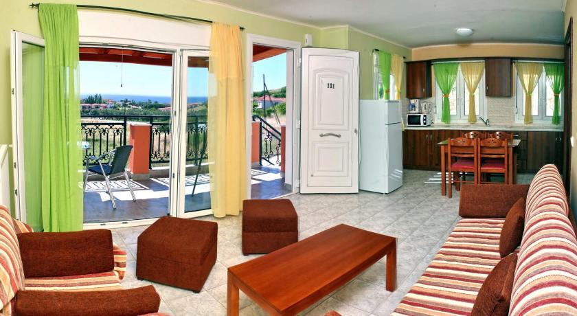Yakinthos Garden, Hotel, Petra, Lesvos, 81109, Greece