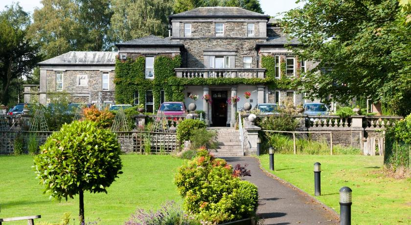 Windermere manor hotel uk for Windermere hotels with swimming pools