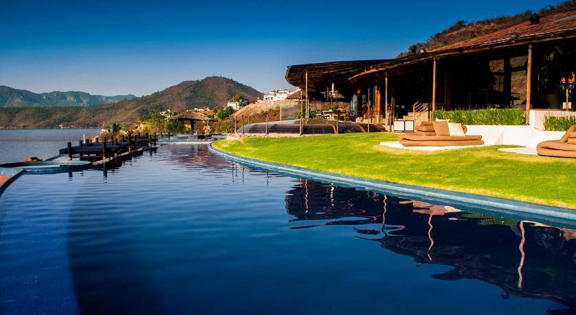 Hoteles en Valle de Bravo