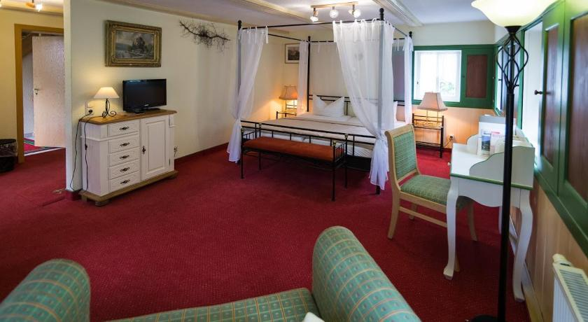 Romantik Hotel Zum Lindengarten (Deutschland Kurort Jonsdorf ...