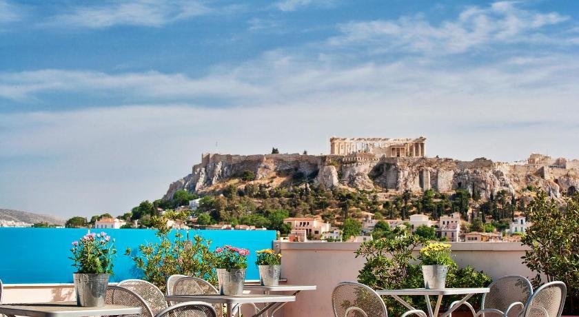 Arion Athens Hotel (Athen)