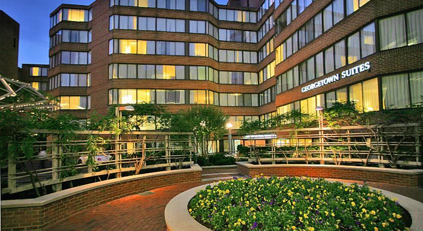 Best Deals For Hotel Georgetown Suites Washington Dc Dc