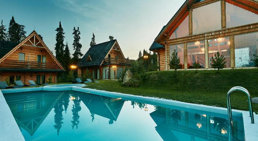 No Name Luxury Hotel Łapsze Niżne Poland Booking Com