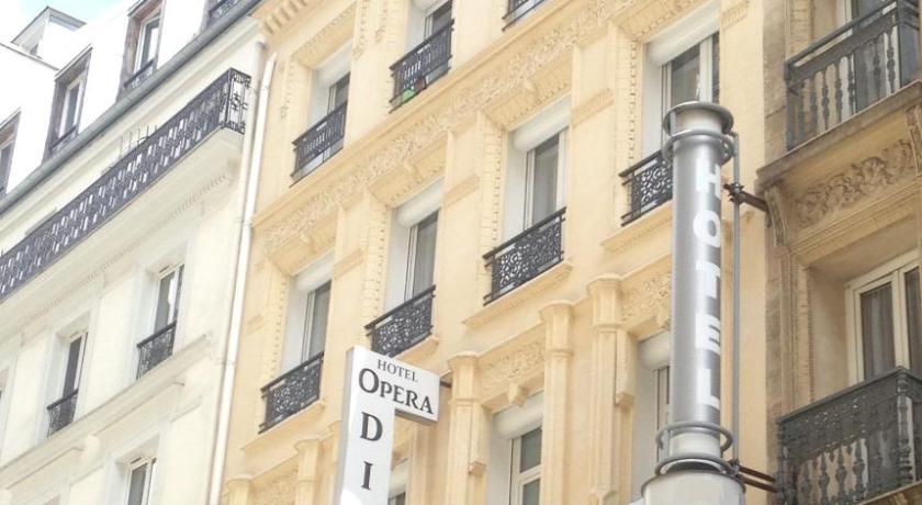 H tel de dieppe paris france for Telephone booking france