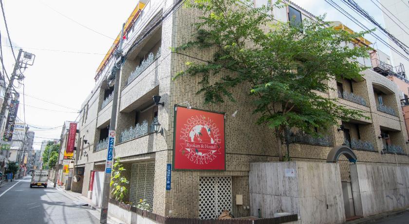 Review Penginapan : Khaosan World Asakusa (Tokyo)