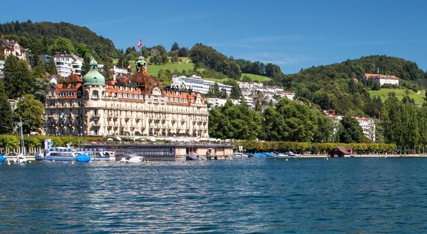 Palace Hotel Luzern China