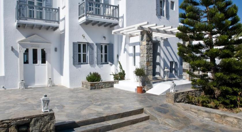 ギリシャ,ミコノス島,エルメス ミコノス ホテル(Hermes Mykonos Hotel)