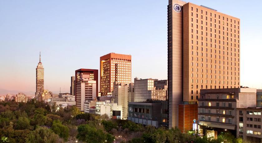 メキシコ ,メキシコシティ,ヒルトン メキシコシティ レフォルマ(Hilton Mexico City Reforma)