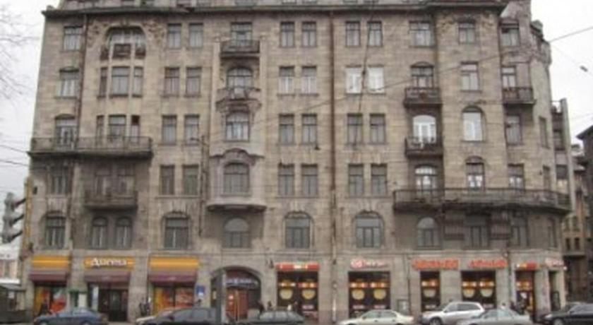 El Rooms Apartments (Sankt Petersburg)