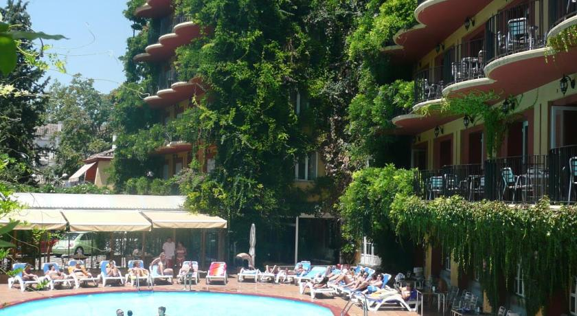 Los angeles hotel spa granada spain - Hotel los angeles granada ...