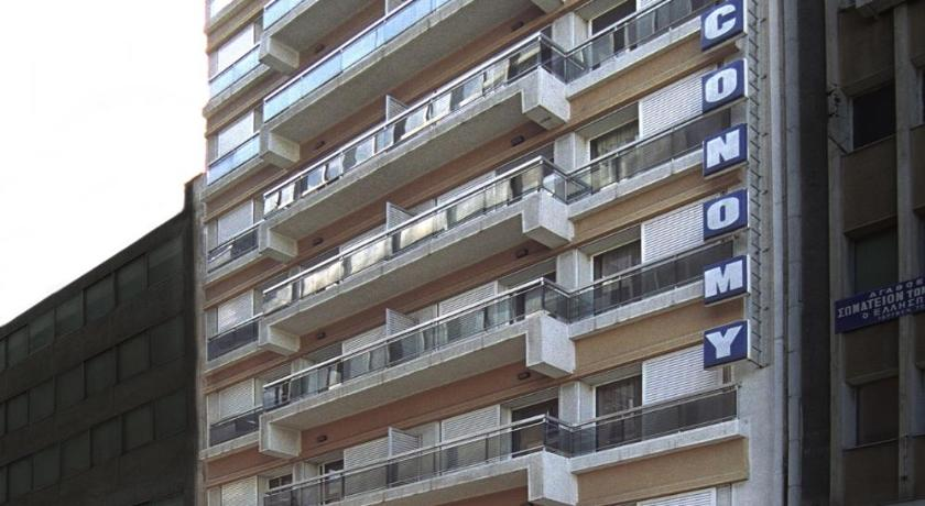 Economy Hotel, Hotel, 5, Kleisthenous str, Athens, 10552, Greece