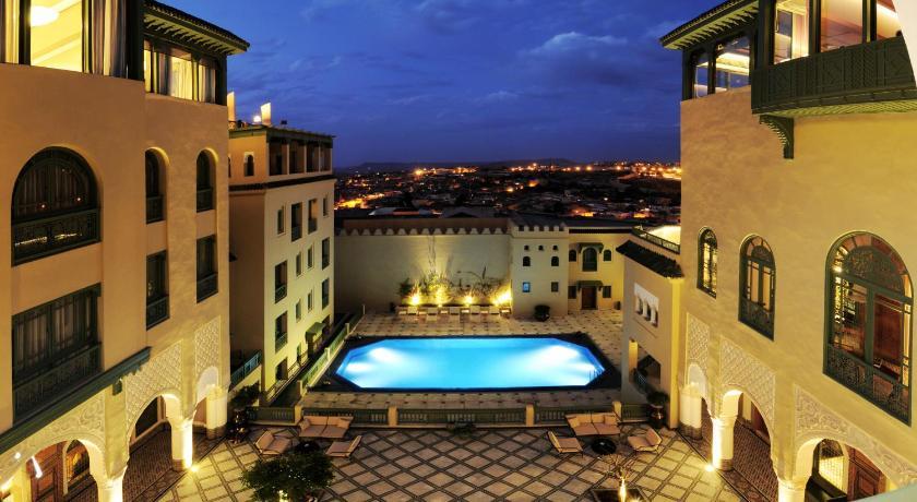 モロッコ,フェズ,パレ ファラジュ スイーツ&スパ(Palais Faraj Suites & Spa)