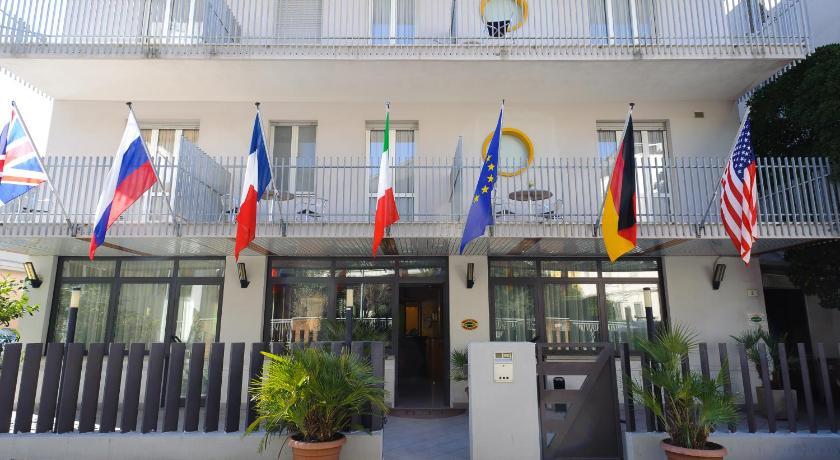 Hotel Petrarca in Rimini