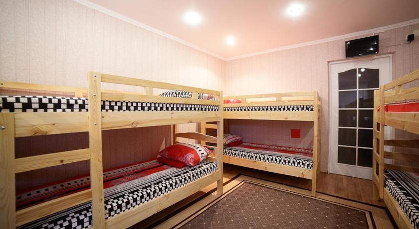 Вива хостел кровати в номере