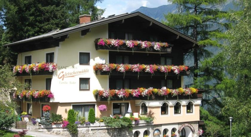Landhaus Gletschermühle in Bad Gastein