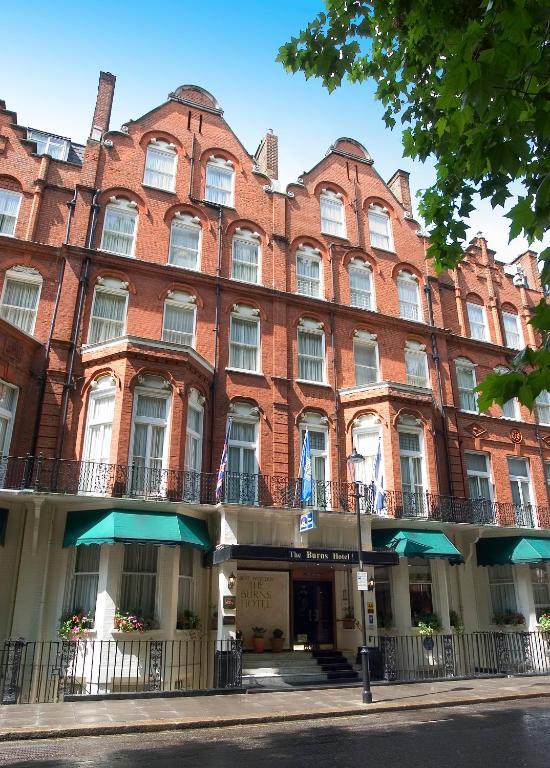 Burns Hotel Earls Court London