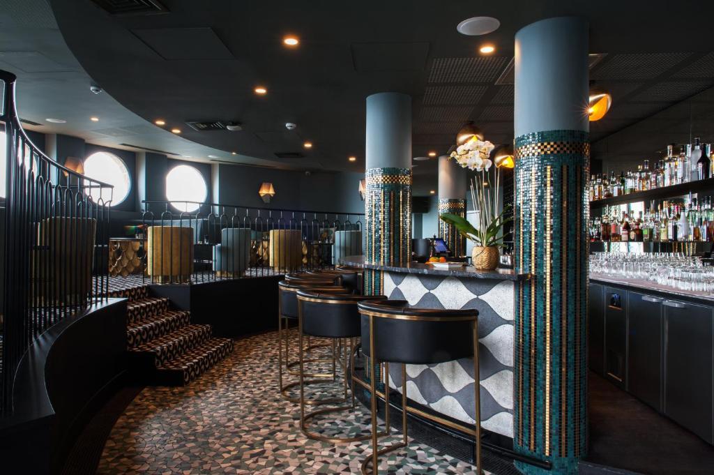 Hotel castelbrac dinard for Hotels dinard