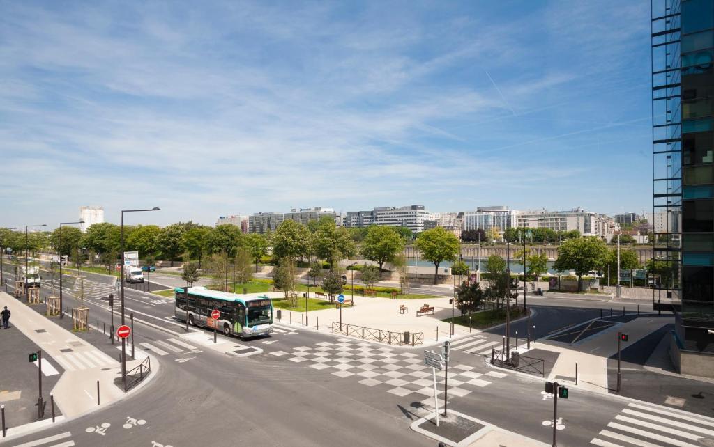 Hotel Apogia Paris  Boulevard Paul Vaillant