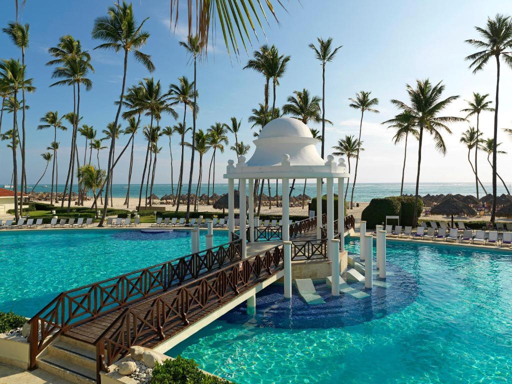 Paradisus Palma Real Resort Bavaro Rep Dominicana Punta Cana  # Muebles Bavaro Punta Cana
