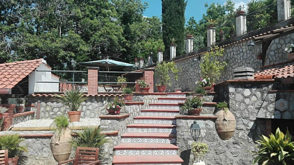 Hotel Villa Teresa Sorrento