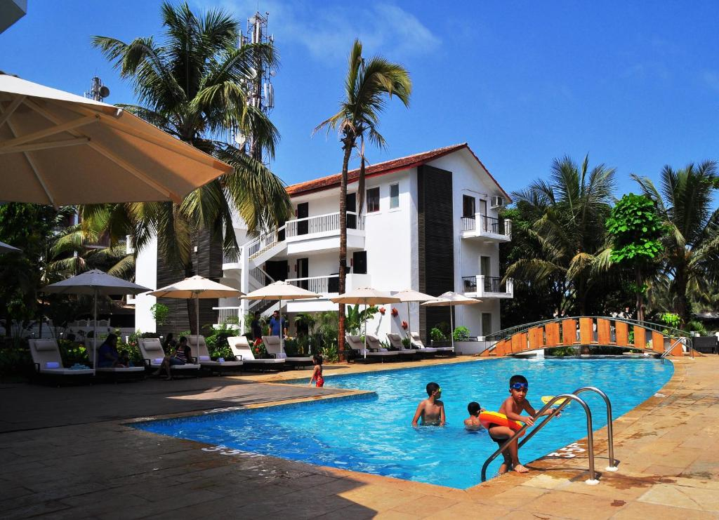Citrus Goa Mapuca Book Your Hotel With Viamichelin