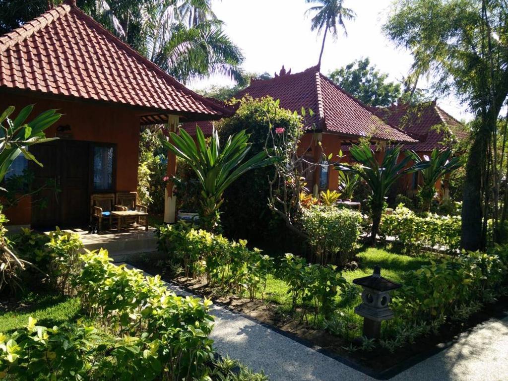 Bali beach north