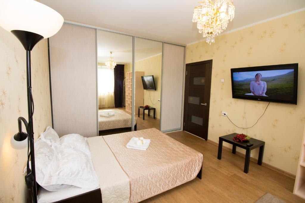 Отзывы Apartment Mitinskaya 40