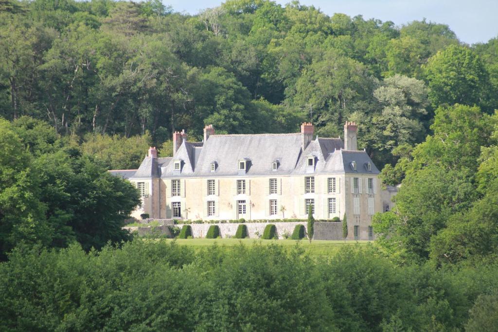 Chambres d 39 h tes ch teau d 39 hodebert chambres d 39 h tes saint paterne racan - Chambres d hotes chateau ...