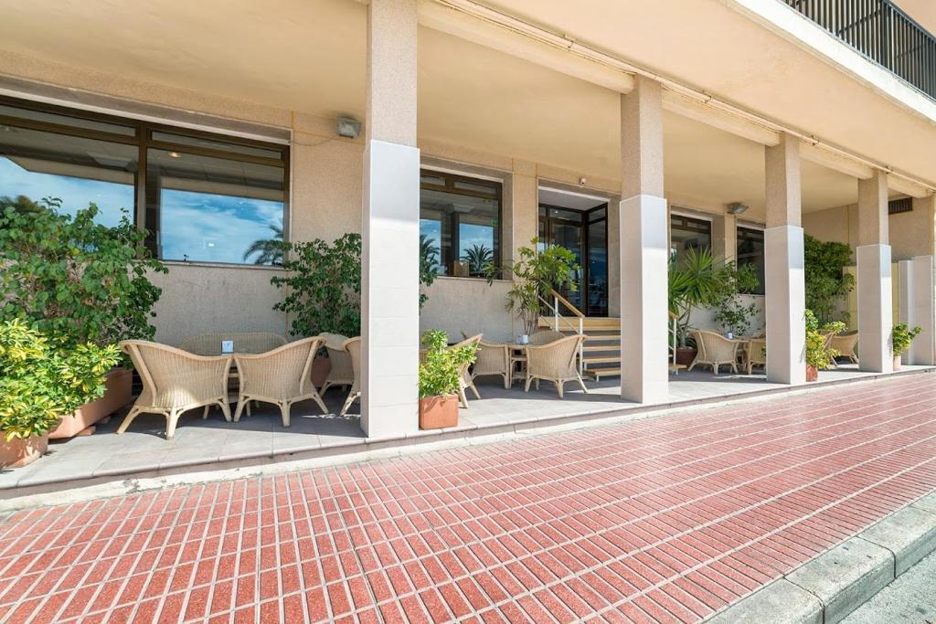 Hotel Montemar Benidorm Booking