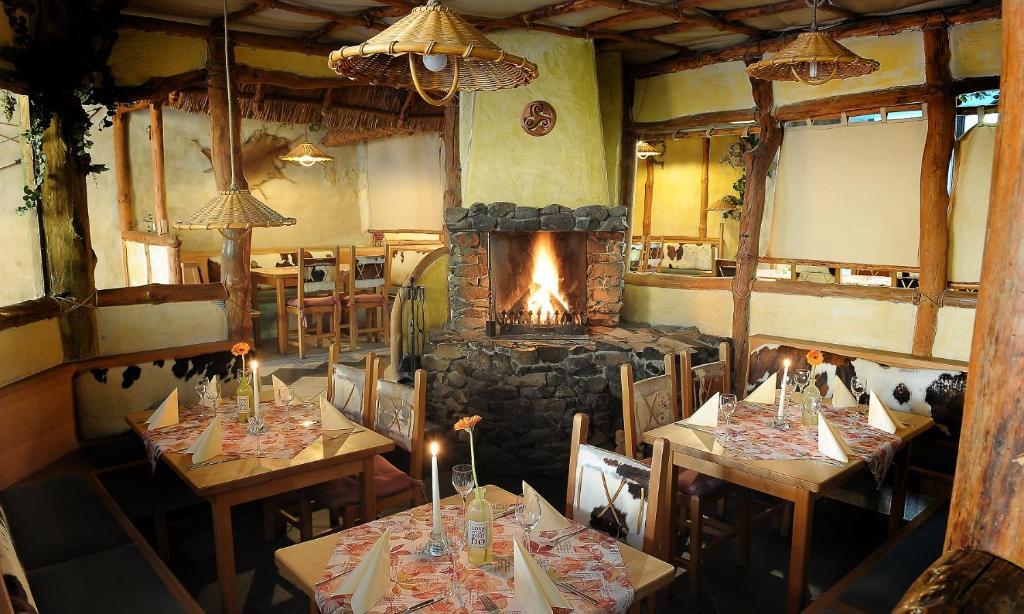 Hotel Restaurant Am Salzberg Philippsthal