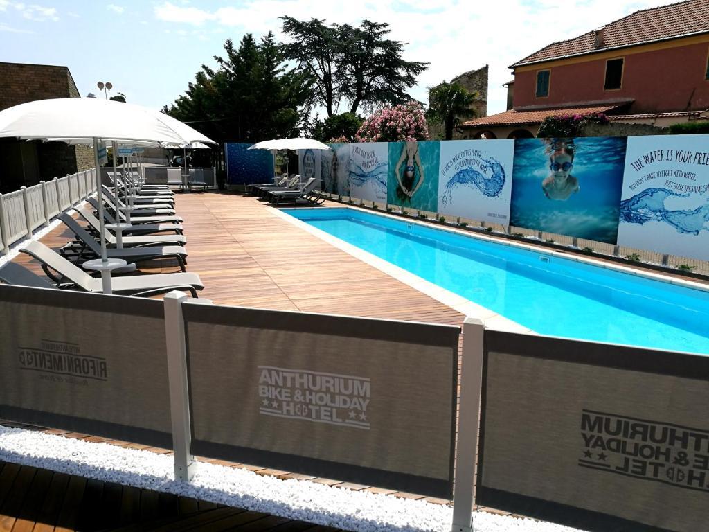 Hotel Anthurium Santo Stefano