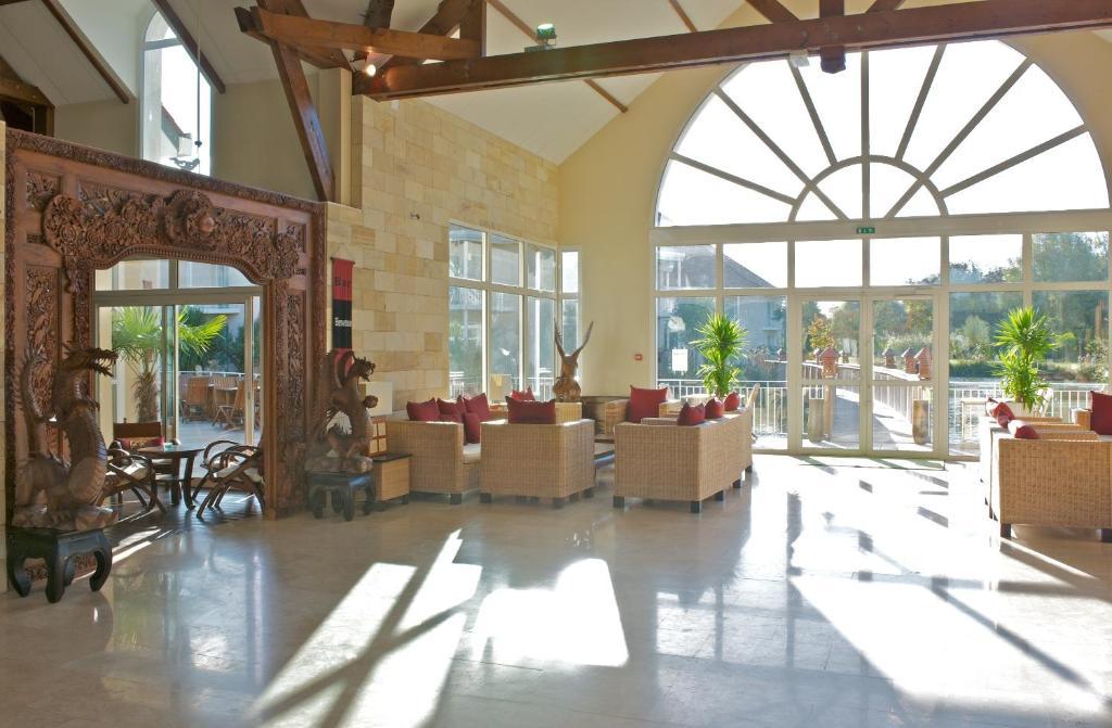 Hotel les jardins de beauval saint aignan for Hotel jardin de beauval