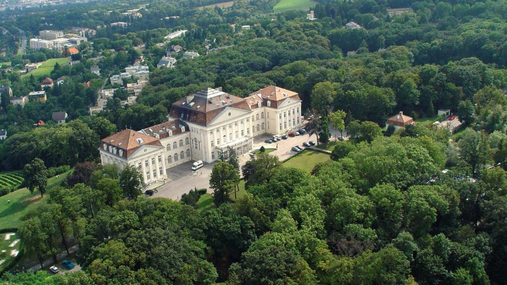 Schloss Wilhelminenberg Wien Hotel
