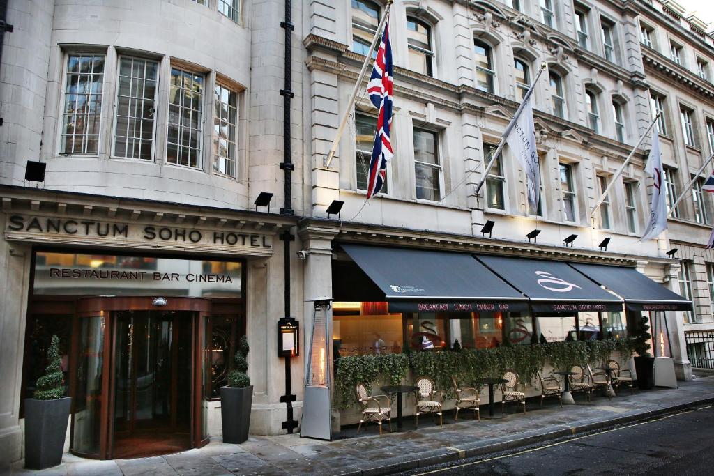 Sanctum Soho Hotel Londres