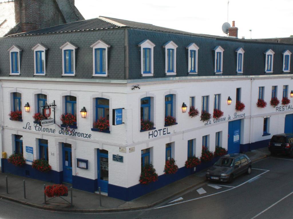 Inter hotel la colonne de bronze r servation gratuite - Chambre saint valery sur somme ...