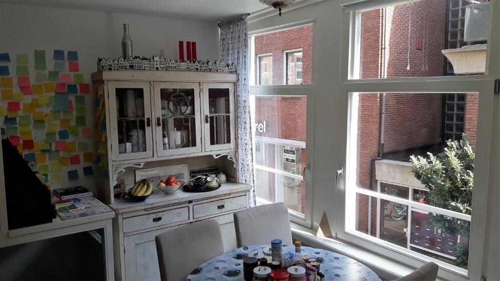 Chambres d 39 h tes bed breakfast westviolet chambres d for Chambre d hotes amsterdam