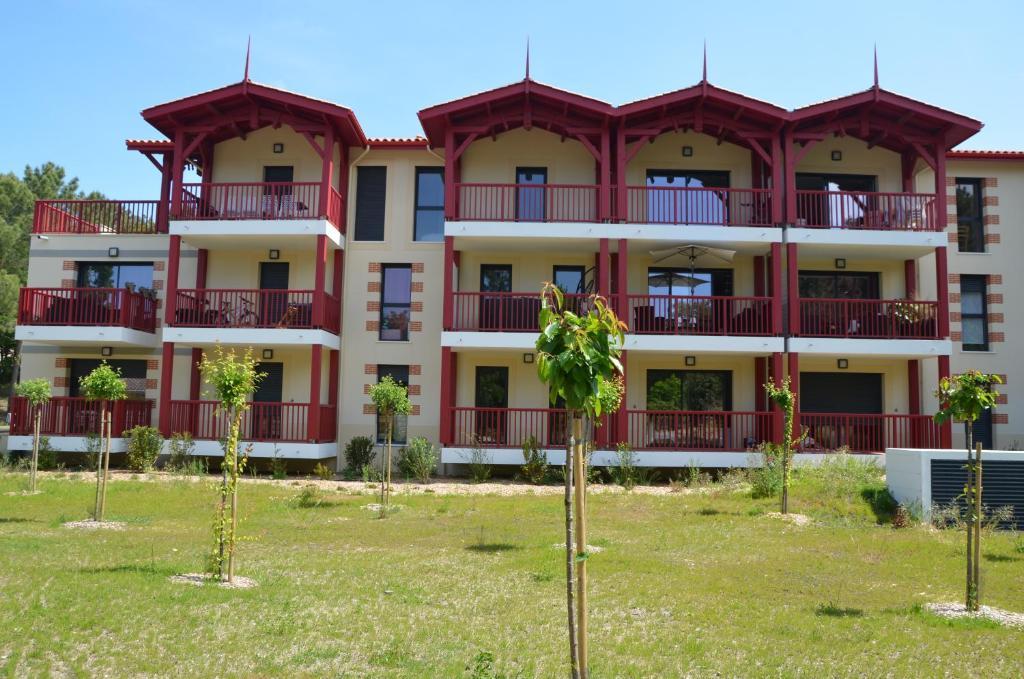 Appartamento bassin d 39 arcachon appartamento nei la teste for Apart hotel arcachon