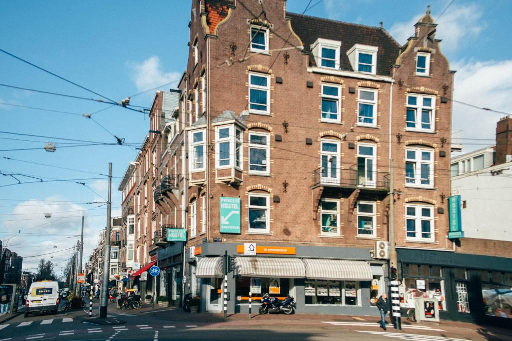 Princess Hostel Leidse Square Amsterdam Book Your