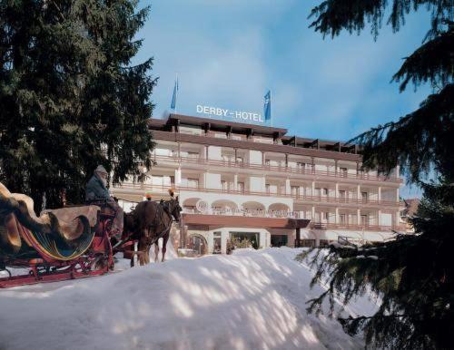 Hotel Derby - Save & Relax בחורף