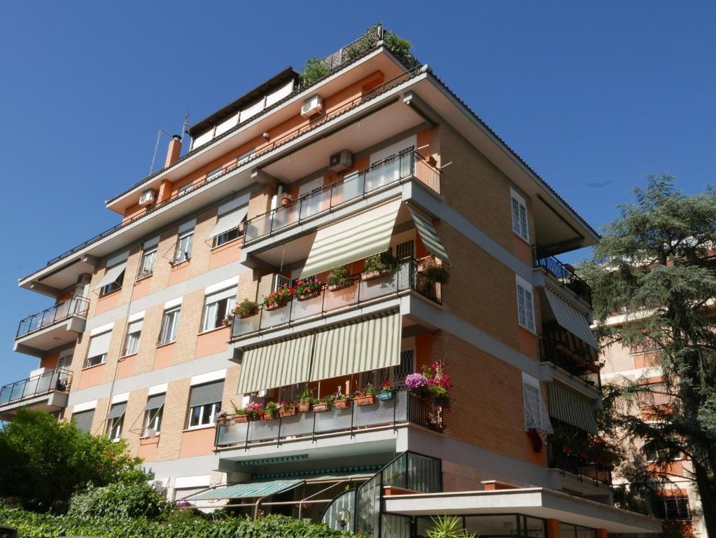 Departamento Anna e Franco (Italia Roma) - Booking.com