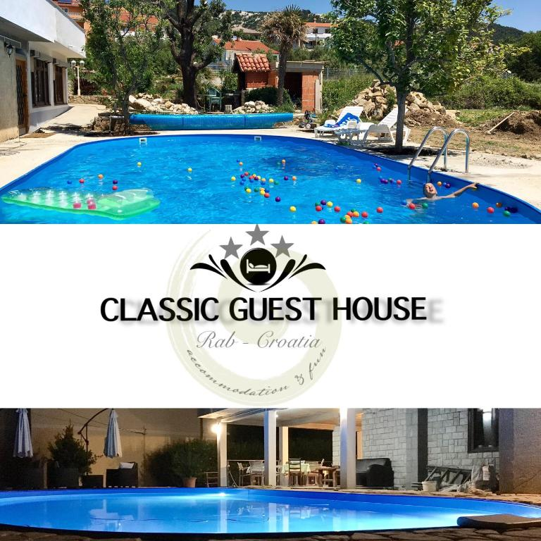 Classic guest house keko rab rab viamichelin for Classic guest house