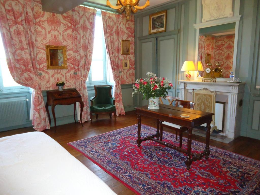 Chambres d 39 h tes de manoir de captot chambres d 39 h tes canteleu - Chambre d hote rambouillet ...